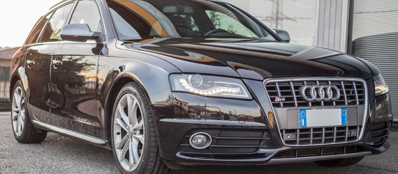 AUDI S4 3.0 V6 TFSI 333hp: REMAPPING + K&N FILTER!